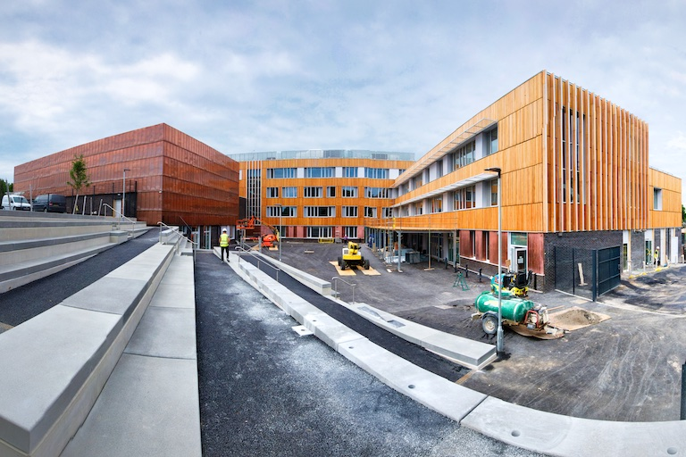 Harris Academy - Willmott Dixon
